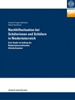 Nachhilfesituation bei Schülerinnen und Schülern in Niederösterreich